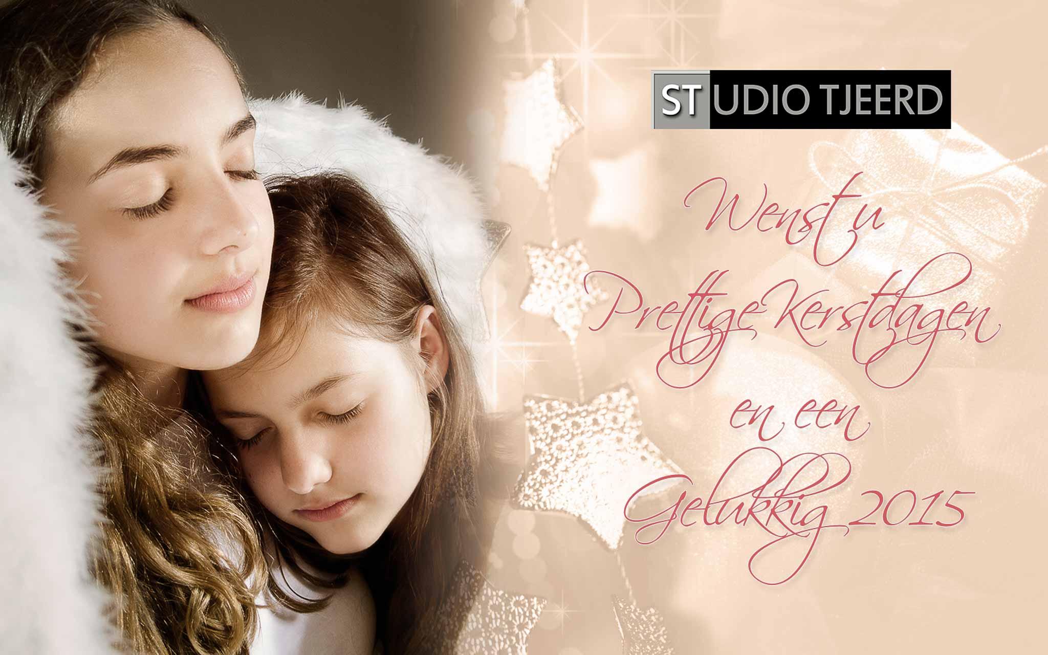 Kerstwensen Studio Tjeerd 2014