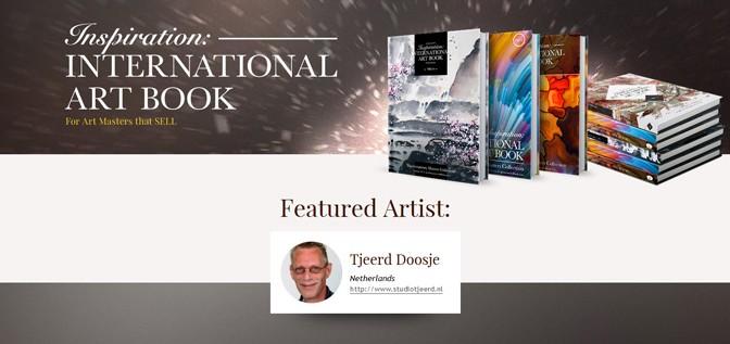 """""""Inspiration: International Art Book"""": zeven foto's worden gepubliceerd"""