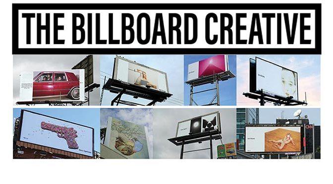 Update billboard wedstrijd/expositie Los Angeles