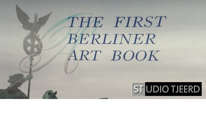 "Namenlijst ""The First Berliner Art Book 2018"" bekend gemaakt"