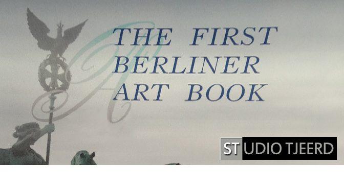 """Namenlijst """"The First Berliner Art Book 2018"""" bekend gemaakt"""