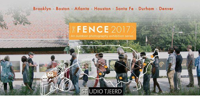 """Foto's niet gebruikt voor buitenexpositie """"The Fence"""" (Amerika)"""