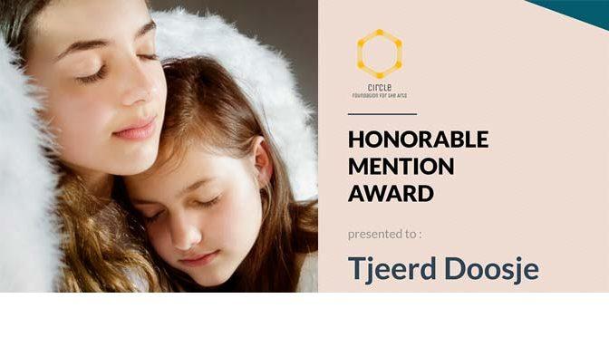 Honorable Mention Award bij wedstrijd CFA