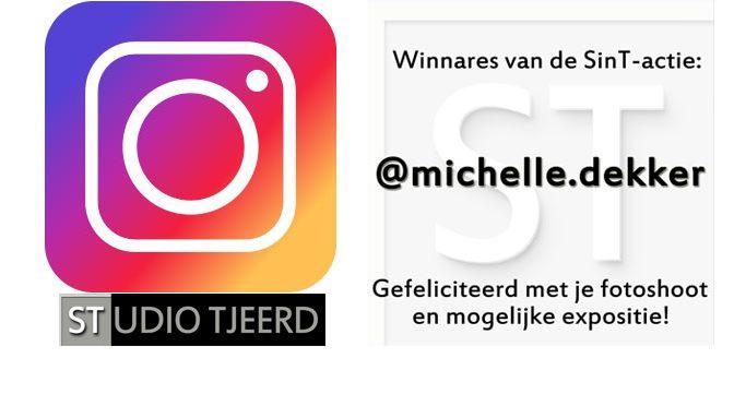 Winnares Instagram SinT-actie bekend