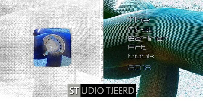 The First Berliner Art Book 2018 is opgestuurd; uitnodiging voor 2019