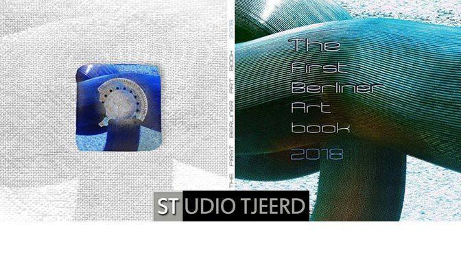 Publicatie First Berliner Art Book 2018 in handen