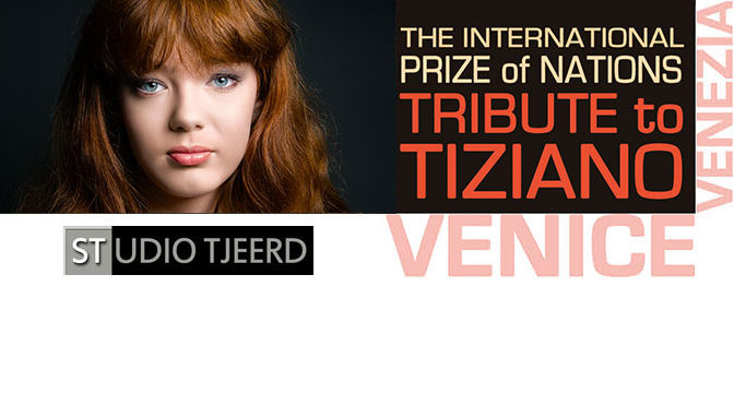Vandaag uitreiking International Prize of Nations – Tribute to Tiziano (Italië)