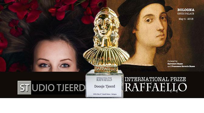 International Prize Raffaello (Italië) in bezit!