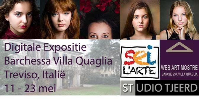Vandaag is de laatste dag van digitale expositie Treviso, Italië