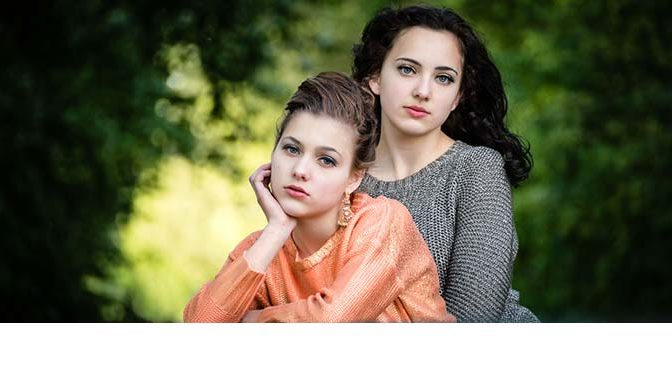 Foto Claartje en Pien (0101) bij finalisten fotowedstrijd ViewBug