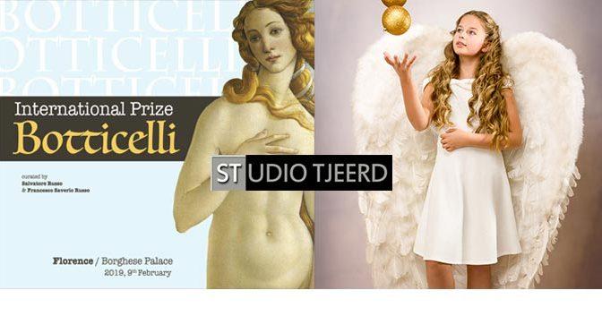 Vandaag uitreiking International Prize Botticelli (Italië)