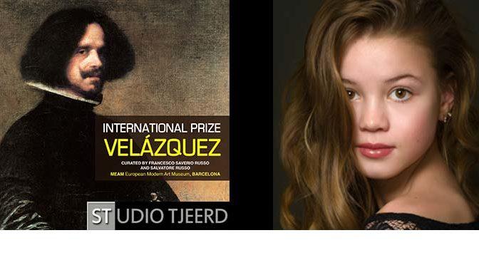 International Prize Velázquez (Spanje) in bezit!