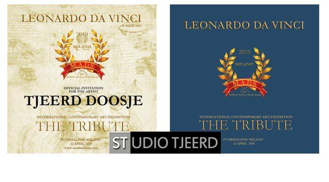 Certificaat van deelname Leonardo da Vinci ontvangen