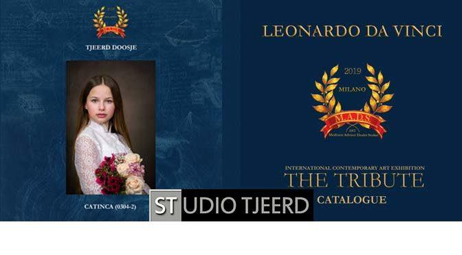 Review foto Catinca n.a.v. Leonardo da Vinci tribute