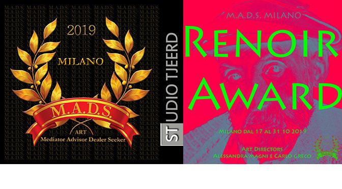"""Foto's ingestuurd voor internationale expositie """"Renoir"""" M.A.D.S. Gallery, Milaan"""