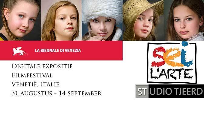 Inzending expositie filmfestival Venetië (Italië) goedgekeurd