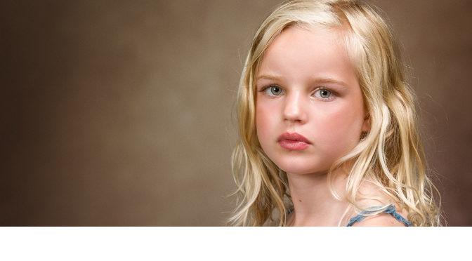 Foto Fay ingestuurd voor Child Photo Competition