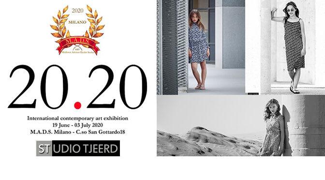 """Vandaag laatste dag expositie """"20.20"""", Milaan"""