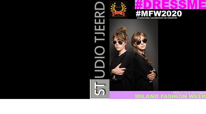 """Foto in expositie """"Dress Me"""", Milaan (1)"""