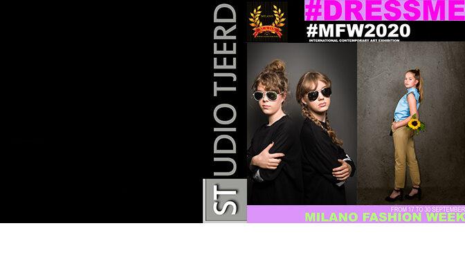 """Foto in expositie """"Dress Me"""", Milaan (2)"""