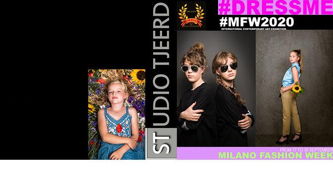 """Foto in expositie """"Dress Me"""", Milaan (3)"""