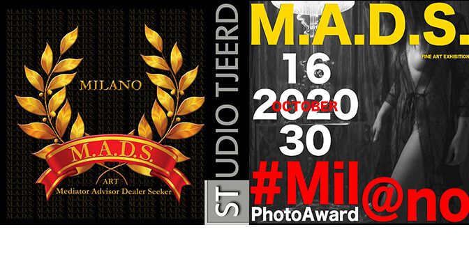 "Vandaag start digitale expositie ""#Mil@no PhotoAward"", Milaan"
