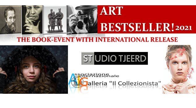 Drukproef Art Bestseller 2021 ontvangen