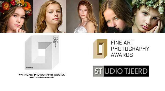 "7e editie ""Fine Art Photography Awards"": 2 foto's Nominee"
